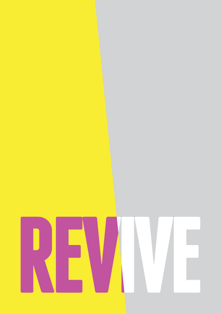 Revive your phone logo